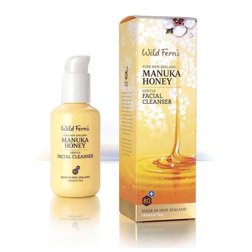 Wild Ferns - Manuka Honey Gentle Facial Cleanser