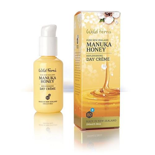 Wild Ferns - Manuka Honey Replenishing Day Creme
