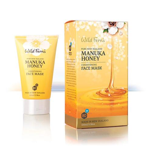 Wild Ferns - Manuka Honey Conditioning Face Mask