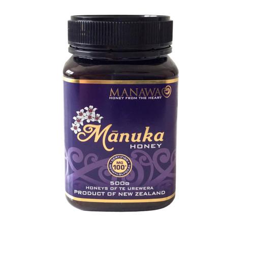 Manawa - Manuka Honey MG100 (10+) - 500g
