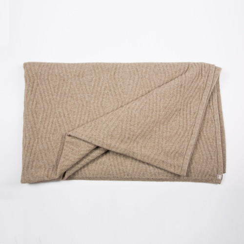 Noble Wilde Merino - Possum Kingsize Throw