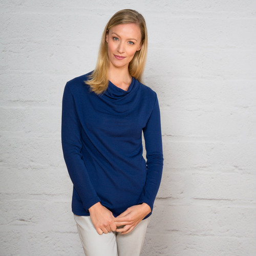 Bay Road - Merino Shimmer Top