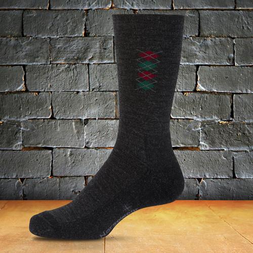 Norsewear Merino Argyle Health Low Tension Socks