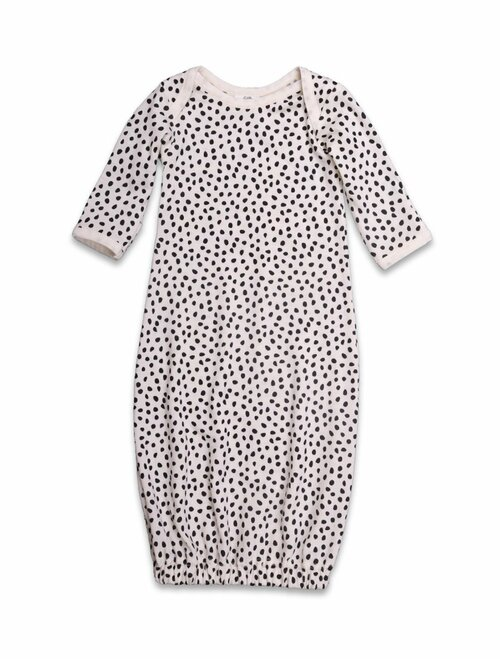 Little Periam - Sleeping Gown : Pebble Print