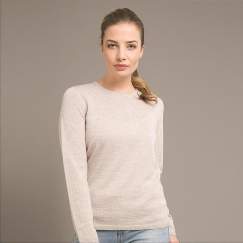 Royal Merino - Long Sleeve Classic Crew (Made To Order Only)