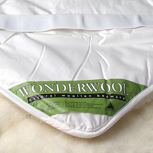 Mi Woolies Wonder Wool lLuxury Reversible Wool Underquilt - Strapped (King Single/Twin)