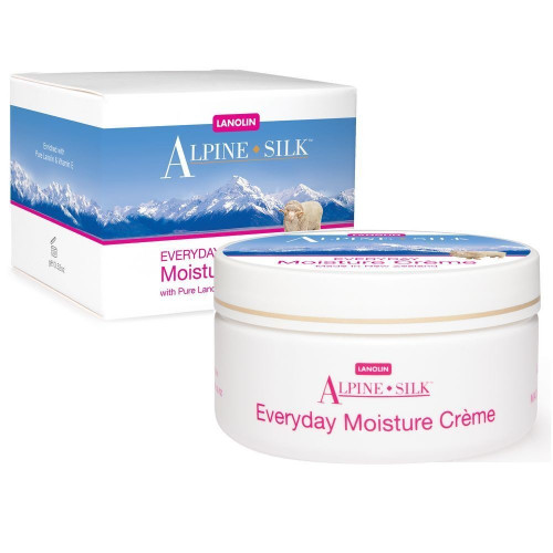 Alpine Silk - Lanolin Everyday Moisture Creme
