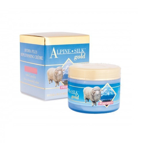 Alpine Silk Lanolin/Placenta Replenishing Creme 100gm