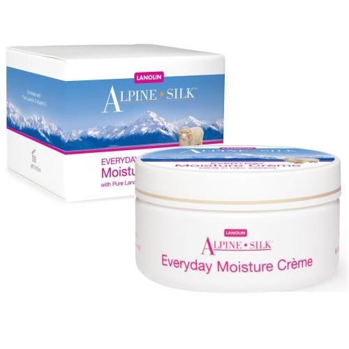 Alpine Silk Everyday Lanolin Moisture Creme 250 gm