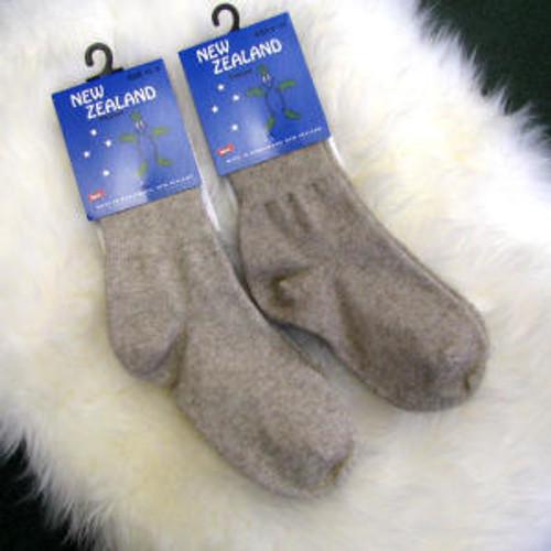 Kiwi Sock Company - Childs Merino & Possum Sock