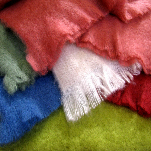 Windermere - Mohair Throw