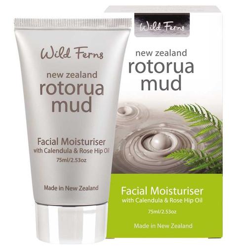 Wild Ferns - Rotorua Mud Facial Moisturiser