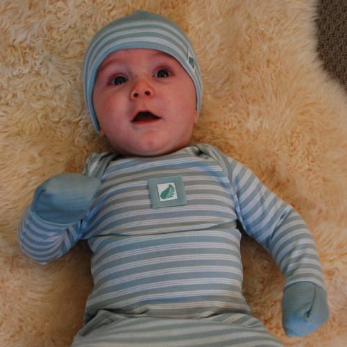 Fernz Superfine Merino Wool Babies Beanie