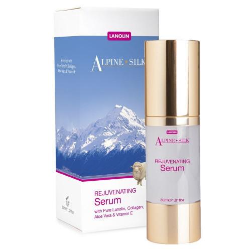 Alpine Silk - Rejuvenating Serum (30ml)