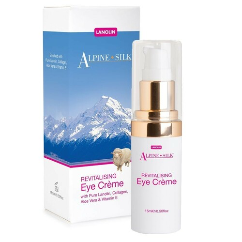 Alpine Silk - Revitalising Eye Creme (15ml)