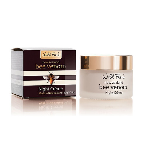 Wild Ferns - Bee Venom Night Creme 47g