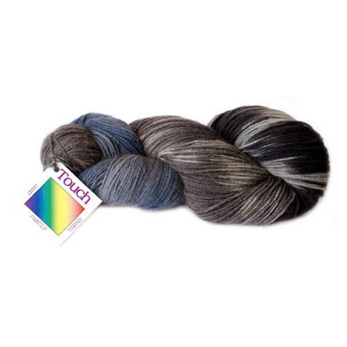 Merino - Possum 6 Ply /Ultra Fine 8 Ply Painted Yarn -  Southern Alps