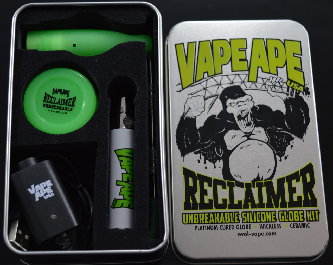 The Next Level Inc Evol Vape Ape Reclaimer 20 110 Tnl12697