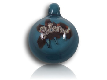 Salt Glass - Murinie Dragon Pendant.  https://www.instagram.com/saltglass/