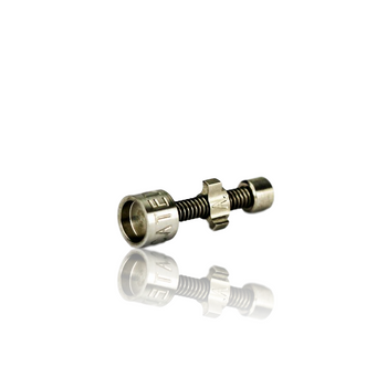 HIGHLY EDUCATED 18MM V3 ADJUSTABLE TITANIUM NAIL