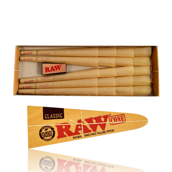 RAW CLASSIC PRE ROLLED CONES 98 SPECIAL 20 Pack