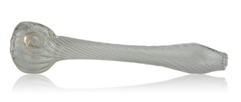 """6"""" LETHAL GLASS LONG DAISY SPOON"""