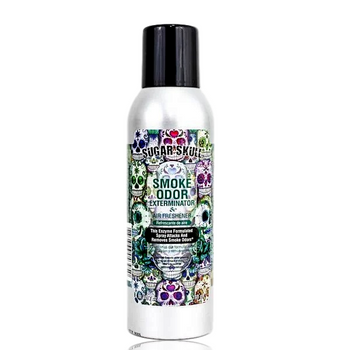 7OZ SUGAR SKULL SMOKE ODOR EXTERMINATOR SPRAY