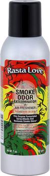 7OZ RASTA LOVE SMOKE ODOR EXTERMINATOR SPRAY
