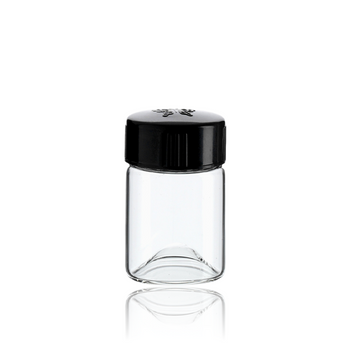 SINGLE 2.5 GRAM VIAL SCREW TOP