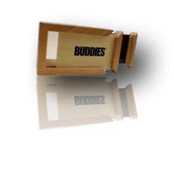 Buddies Bamboo Sifter Box - Medium Size.