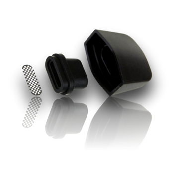 Mouthpiece replacement for the Boundless CFC. Includes Mouthpiece, silicone grommet and screen.
