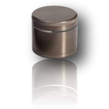 Small 4-Piece Aluminum Grinder.