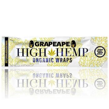 HIGH HEMP WRAP - GRAPE APE