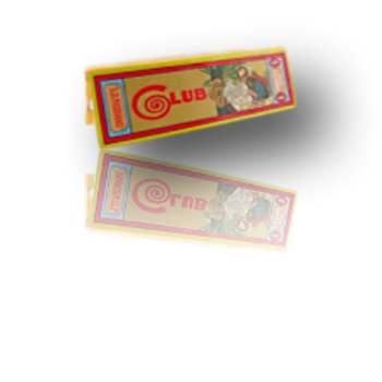Club Modiano - Ungummed Rolling Papers.
