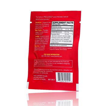 DETOXIFY PRE CLEANSE - 6 CAPSULES