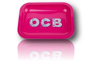 """OCB 'Diamonds' Rolling Tray. Medium 11.5x7.5"""" Size."""