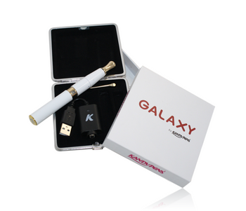KANDYPENS GALAXY PEN (WHITE)