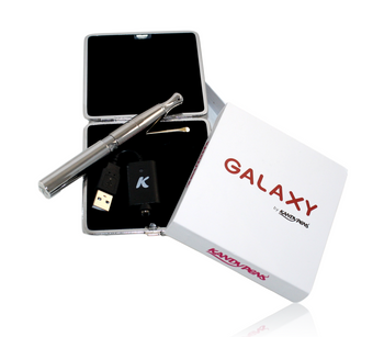 KANDYPENS GALAXY PEN (CHROME)