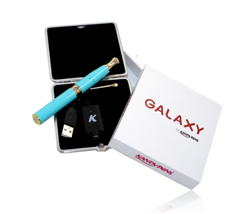 KANDYPENS GALAXY PEN (TURQUOISE)