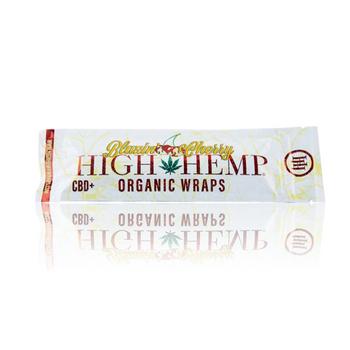 HIGH HEMP WRAP - BLAZIN CHERRY