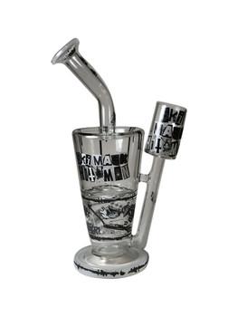 "9"" SKI MASK + HITMAN SUNDAE CUP RECYCLER"