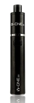 XVAPE V-ONE 2.0 VAPORIZER W BUBBLER - BLACK