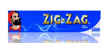 ZIG ZAG ULTRA FLAX & HEMP KINGSIZE SLIM ROLLING PAPERS