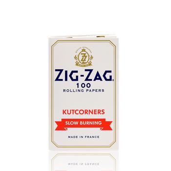 ZIG ZAG WHITE KUTCORNERS SINGLE WIDE