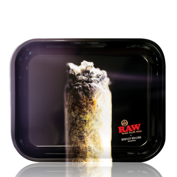 RAW BENTLY ROLLING TRAY LARGE