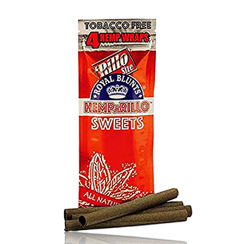 ROYAL BLUNTS SWEET HEMPARILLO WRAPS