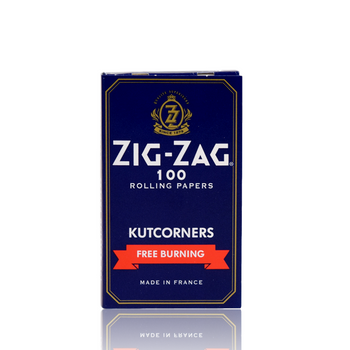 ZIG ZAG BLUE KUTCORNERS SINGLE WIDE