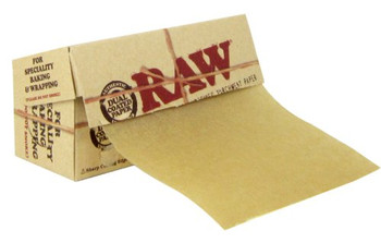 Raw Baking Parchment 100mm x 4m for your longest rolling and baking needs!