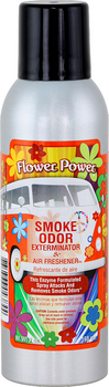 7OZ FLOWER POWER SMOKE ODOR EXTERMINATOR SPRAY