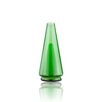 PUFFCO PEAK REPLACEMENT GLASS - GREEN
